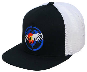 EAGLE FITTED TRUCKER